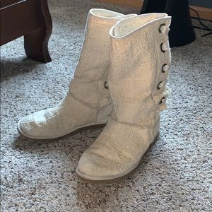 UGG Heirloom Lace Boot
